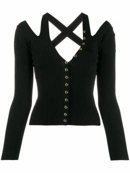 Versace Jeans Couture knitted top B4HVA80150392