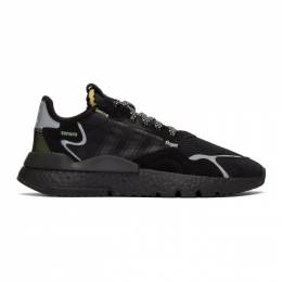 Adidas Originals Black Nite Jogger Sneakers EE5884