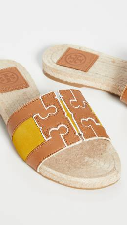 Tory Burch	 Ines Espadrilles Slides