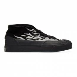 Converse Black A$AP Nast Edition Jack Purcell Chukka Sneakers JACK PURCELL CHUKKA M