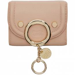 See by Chloe Pink Small Mara Wallet CHS20SP899388