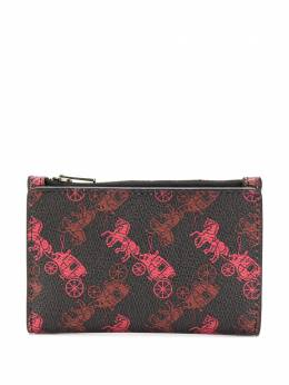 Coach all-over print wallet 79413