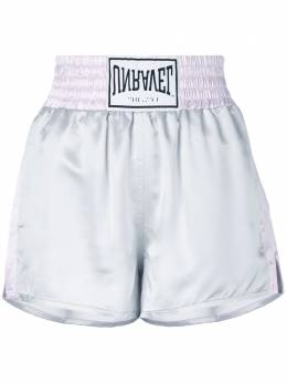 Unravel Project boxing shorts UWCB013S18014001
