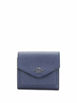 Coach small grained-effect wallet 59972