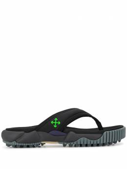 Off-White chunky slip-on flip flops OMIA153R209290011000
