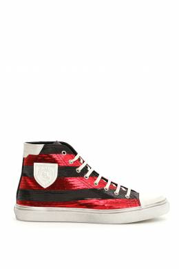 HI-TOP BEDFORD SNEAKERS Saint Laurent 182395LSN000003-9296