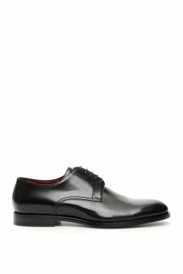 NAPLES LACE-UPS Dolce and Gabbana
