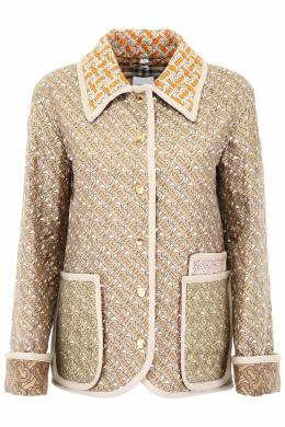 MONOGRAM JACKET Burberry 191481DGC000007-A7029