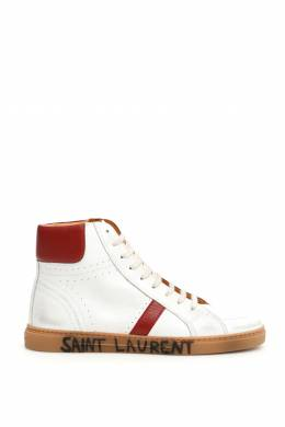 MID TOP JOE SNEAKERS Saint Laurent 191395LSN000001-9468