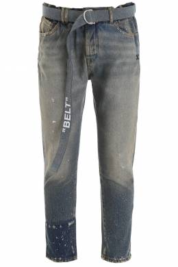 LOW CROTCH JEANS Off-White