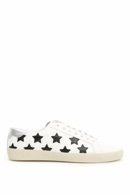 STARS SNEAKERS Saint Laurent 192395LSN000001-9084