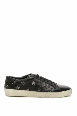 SL/06 STARS SNEAKERS Saint Laurent 192395LSN000004-1000