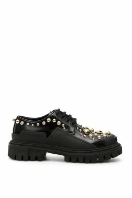 HI TREKKING LACE-UPS Dolce and Gabbana 192450NSV000003-8S574