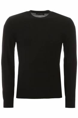 SHAVED WOOL PULLOVER Dolce and Gabbana