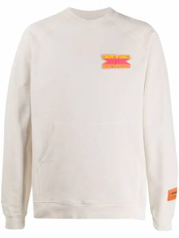 Heron Preston толстовка Concrete Jungle HMBA005S208090236188