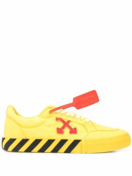 Off-White LOW VULCANIZED YELLOW RED OMIA085R20D330506020