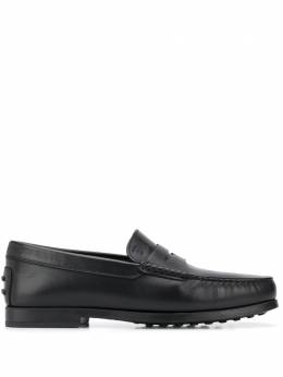 Tod's penny bar loafers XXM17C00010D90B999