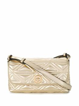 Emporio Armani faux leather quilted bag Y3C033YFQ6X