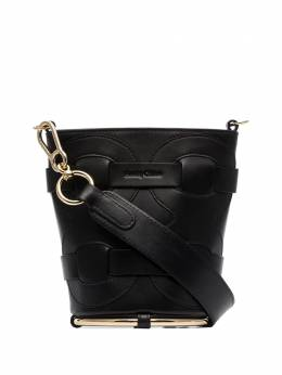 See by Chloe woven leather bucket bag S20SSA54670