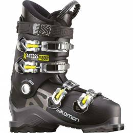 Ботинки горнолыжные Salomon 18-19 X Access R80 Wide Anthracite/Black