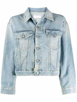 Harvey denim cropped jacket BOYISH DENIM B49029RG85