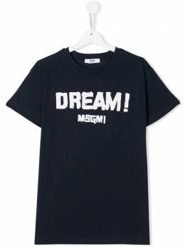 MSGM Kids Dream! T-shirt 022615
