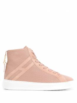 Hogan perforated sneakers HXW3660CN70N4OM030