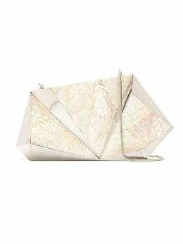 Isla mother of pearl clutch MD089