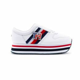 Кроссовки TOMMY CUSTOMIZE FLATFORM SNEAKER TommyHilfiger TMFW0FW04595
