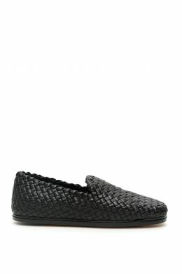 INTRECCIO LOAFERS Bottega Veneta 201510LSP000002-1000