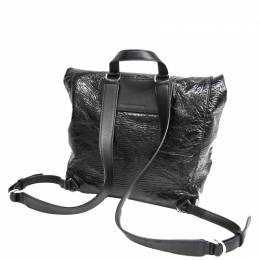 Alexander Wang Black Leather Backpack 266011