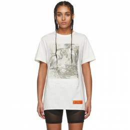 Heron Preston Off-White Heron Birds T-Shirt HMAA011S209140220188