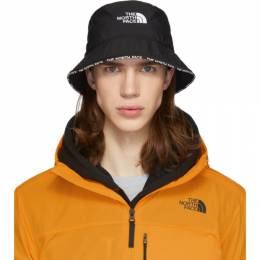 The North Face Black Cypress Bucket Hat NF0A3VVK