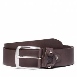 Leather Belt 4 cm Timberland