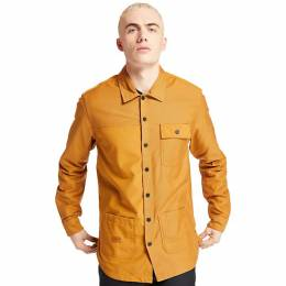 LS Mascoma River Mix Media Re-Botl Chore Overshirt Timberland