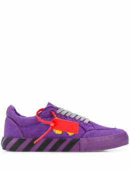 Off-White LOW VULCANIZED VIOLET YELLOW OMIA085R20D330502960