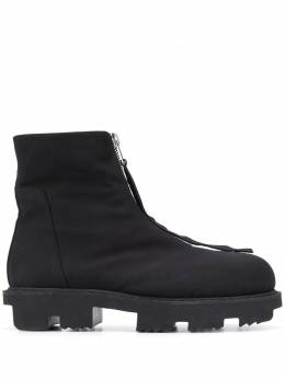 Rick Owens DRKSHDW chunky ankle boots DU20S5826CT
