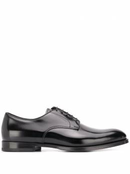 Doucal's Monzu high-shine derby shoes DU1003MONZUF028NN00