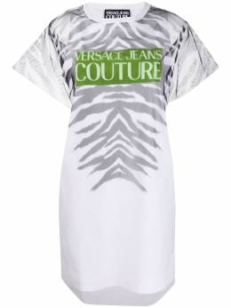 Versace Jeans Couture футболка с логотипом D2HVB4V230384