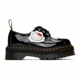 Dr. Martens Black Hello Kitty Edition Patent 1461 Derbys R25912009