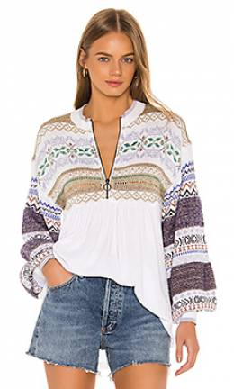 Свитер cabin fever - Free People OB1010822