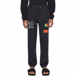 Heron Preston Black Style Lounge Pants HMCH008S208960081019