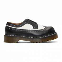 Dr. Martens Black and White 3989 Bex Brogues 398996019