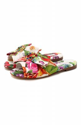 Шлепанцы Dolce and Gabbana D10943/AK872/37-39