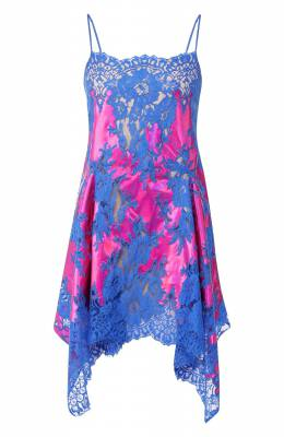 Платье Christopher Kane RE20 DR3313 F0IL LACE