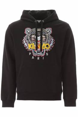 TIGER EMBROIDERY HOODIE Kenzo