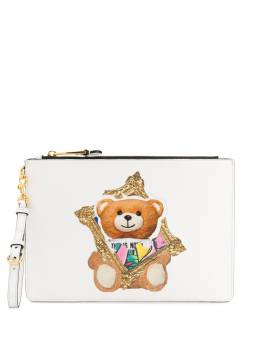 Moschino клатч Teddy Bear A84298210