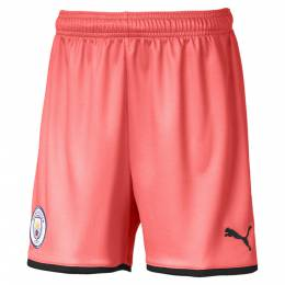 Детские шорты MCFC Shorts Replica Jr Puma 755608_15