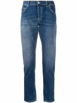 Dondup low rise straight-leg jeans UP168DS0107ABI