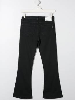 Dondup Kids TEEN flared- leg jeans YP310BSE027GT